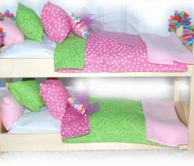 Double Doll Bunk Bed..