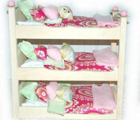 Triple Doll Bed - Ku..